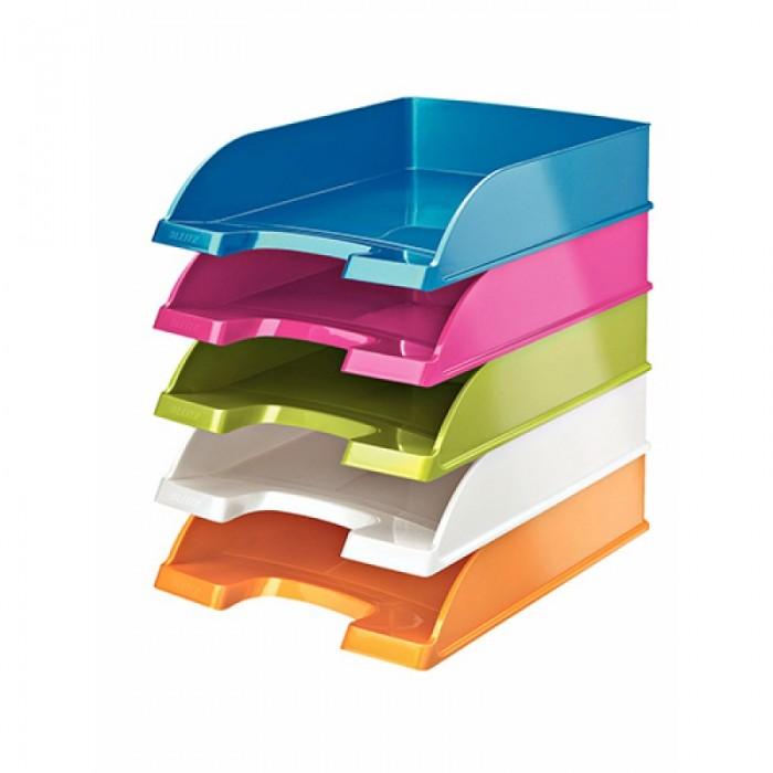 Desktop document tray Leitz