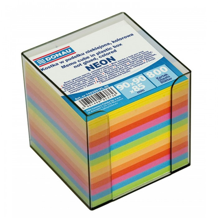 Note cube cards 95x95